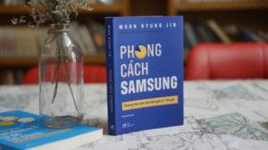 """REVIEW SÁCH """"PHONG CÁCH SAMSUNG"""" – MOON HYUNG JIN"""