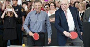 """Tỷ phú công nghệ Bill Gates đã nói: Bận rộn cả ngày chỉ chứng tỏ năng lực bạn yếu kém, """"Có ngày tôi chỉ ngồi không"""""""