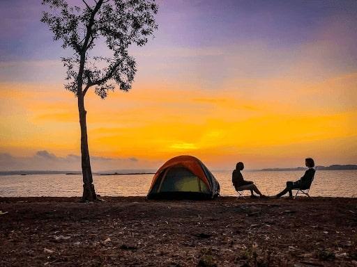 10 địa điểm cắm trại du lịch qua đêm gần TPHCM