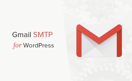 Thông tin SMTP Gmail, Cách cấu hình SMTP Gmail Free vào WordPress